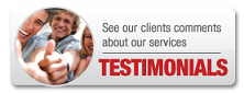 Moving Companies Toronto - Client Testimonials